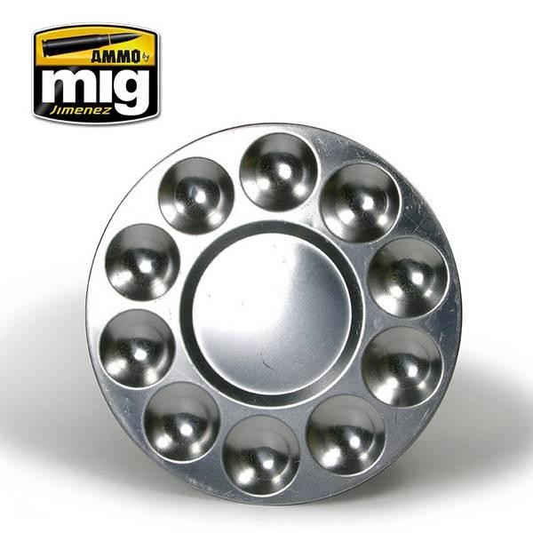 Bilde av MIG - Aluminium Pallet (10 wells)