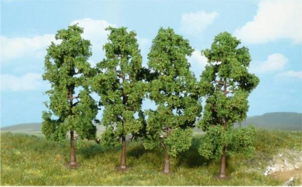 Bilde av Heki - Løvtrær 11cm, 4 stk