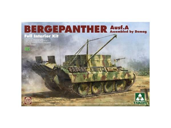 Bilde av Takom - 1/35 Bergepanther Ausf. A
