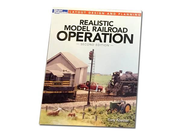 Bilde av Realistic Model Railroad Operation