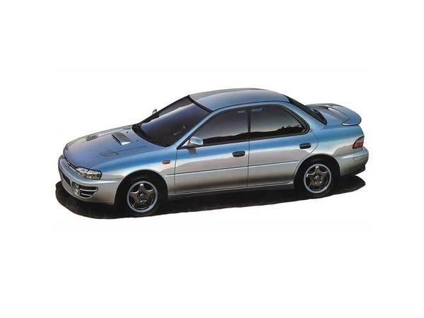 Bilde av Hasegawa - 1/24 Subaru Impreza WRX