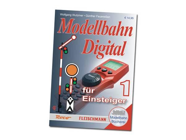 Bilde av Roco - Digital 1 for beginners - tysk tekst