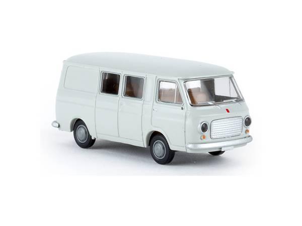 Bilde av Brekina - Fiat 238 kombi, grå