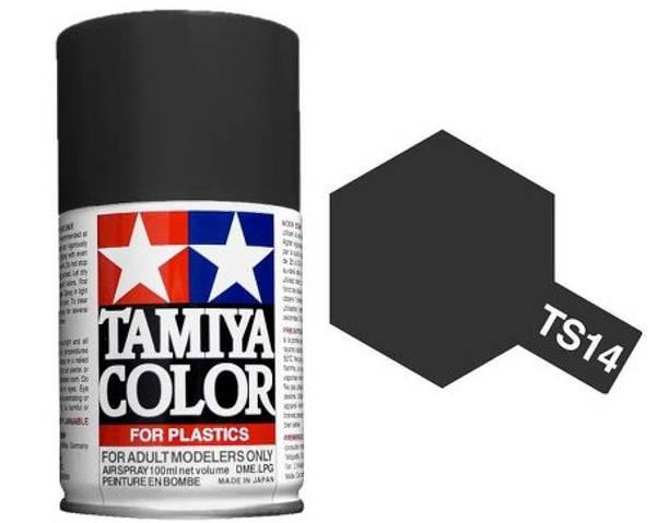 Bilde av Tamiya TS-14 Black