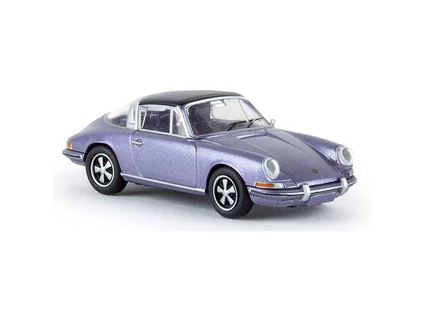 Bilde av Brekina - Porsche 911 Targa, violet metallic