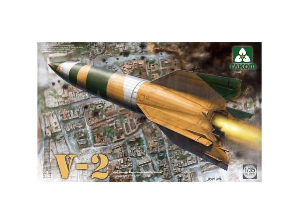 Bilde av Takom - 1/35 V2 Rocket