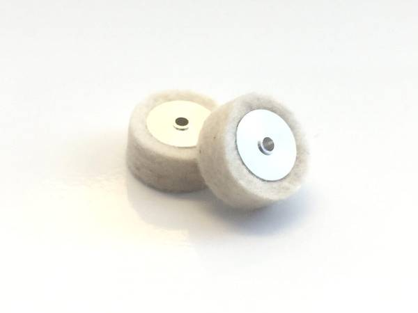 Bilde av LUX - N-skala skinnerenserondeller, filt