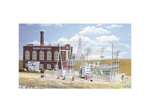 Bilde av Walthers - NL&P Substation