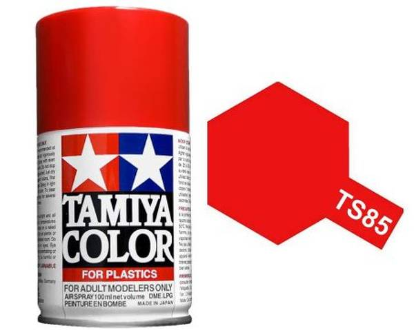 Bilde av Tamiya TS-85 Bright Mica Red