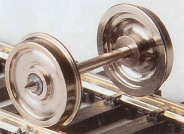 Bilde av Weinert - RP25 hjulsett, 11.0mm – 23mm (Brawa m.fl.)