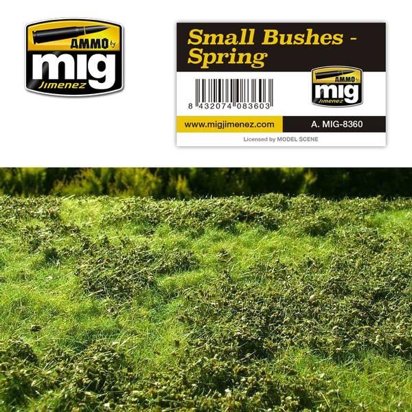 Bilde av MIG - Matte, busker - vår