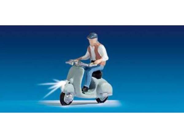Bilde av Noch - Scooter med fører og lys