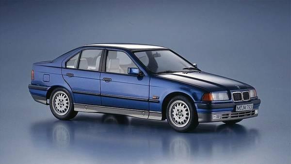 Bilde av Hasegawa - 1/24 BMW 318i