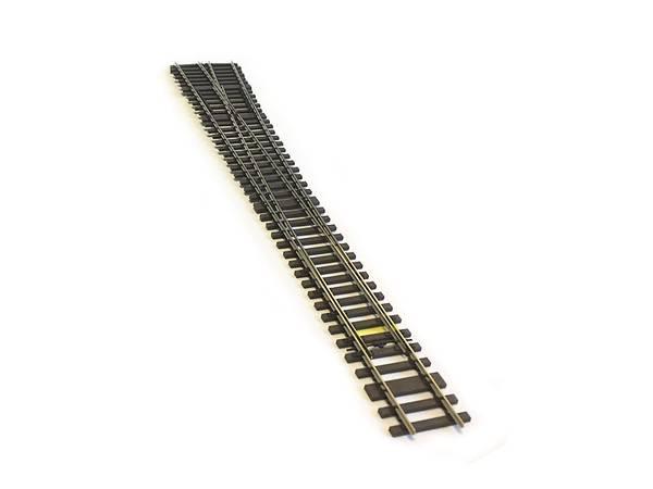 Bilde av Weinert Mein Gleis - sporveksel høyre 1:6,6, forkortet+fleksibel