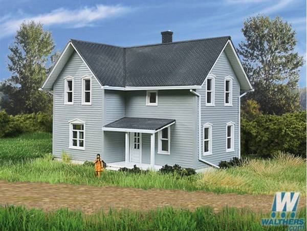 Bilde av Walthers Cornerstone - Tillman Farm House