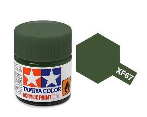 Bilde av Tamiya XF-67 Nato Green