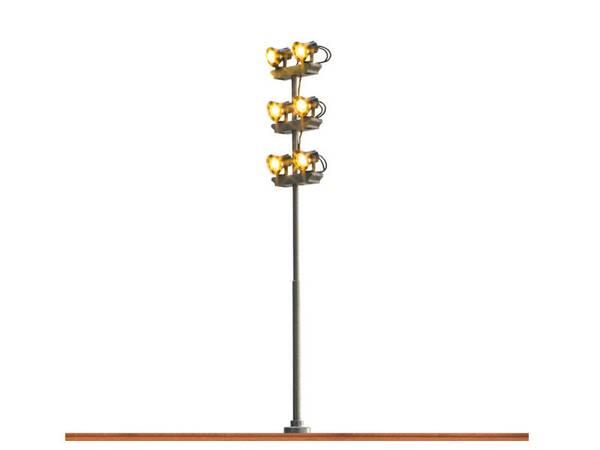 Bilde av Brawa - Flombelysning, 6 lamper - LED