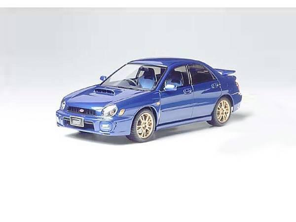 Bilde av Tamiya - 1/24 Subaru Impreza WRX STi
