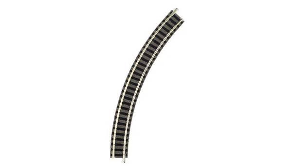 Bilde av Fleischmann N-skala - Skinne, buet, R1, 45°
