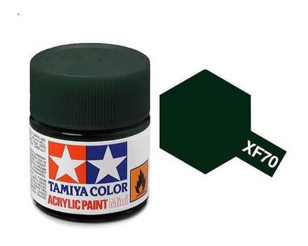 Bilde av Tamiya XF-70 Dark Green 2