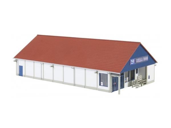 Bilde av NMJ Skyline Rema 1000 matbutikk, byggesett