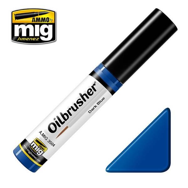 Bilde av MIG - Oilbrusher, Dark Blue