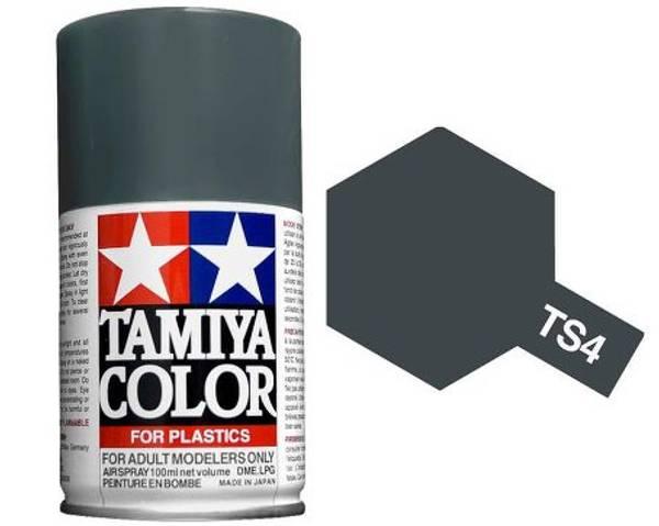 Bilde av Tamiya TS-4 German Grey