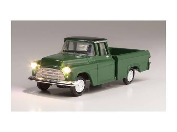 Bilde av Woodland - Just Plug, Grønn pickup