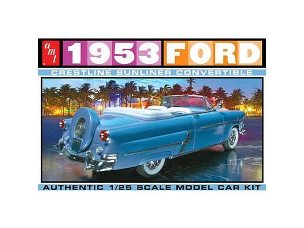 Bilde av AMT - 1/25 Ford Convertible