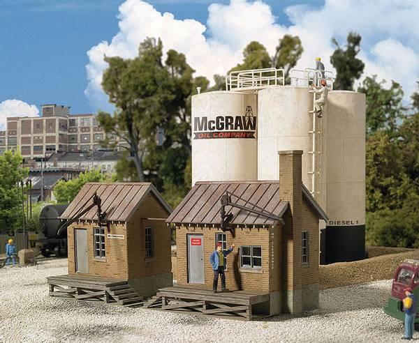 Bilde av Walthers - McGraw Oil Company