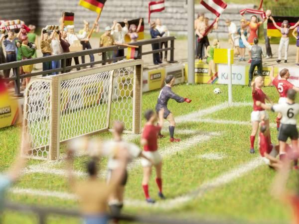 Bilde av Noch - Fotballmål og hjørneflagg