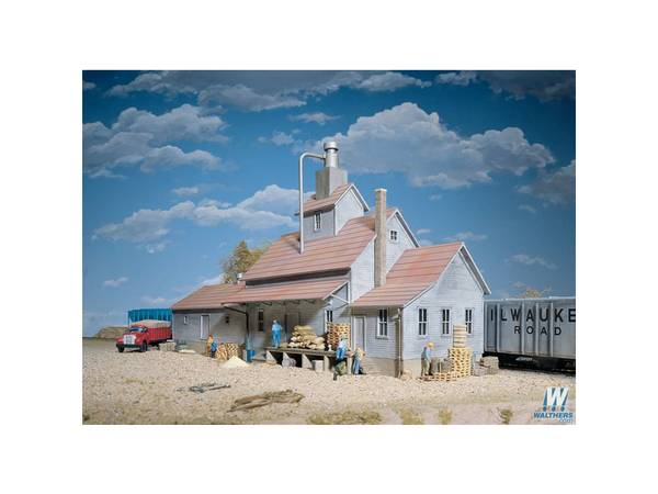 Bilde av Walthers - Sunrise Feed Mill