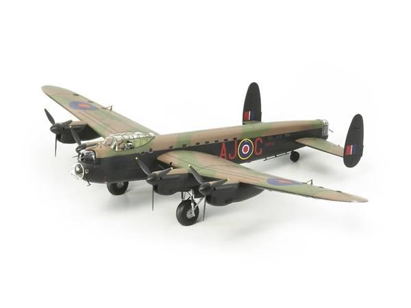 Bilde av Tamiya - 1/48 Avro Lancaster B MkIII Dambuster