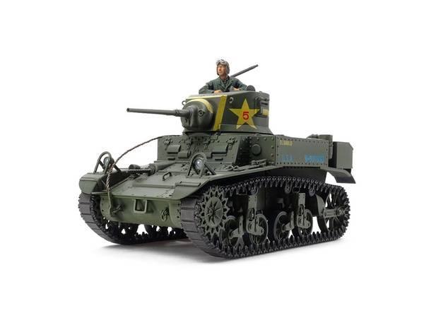 Bilde av Tamiya - 1/35 M3 Stuart late production
