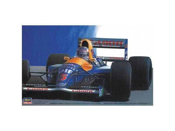 Bilde av Hasegawa - 1/24 Williams FW14 Formula 1