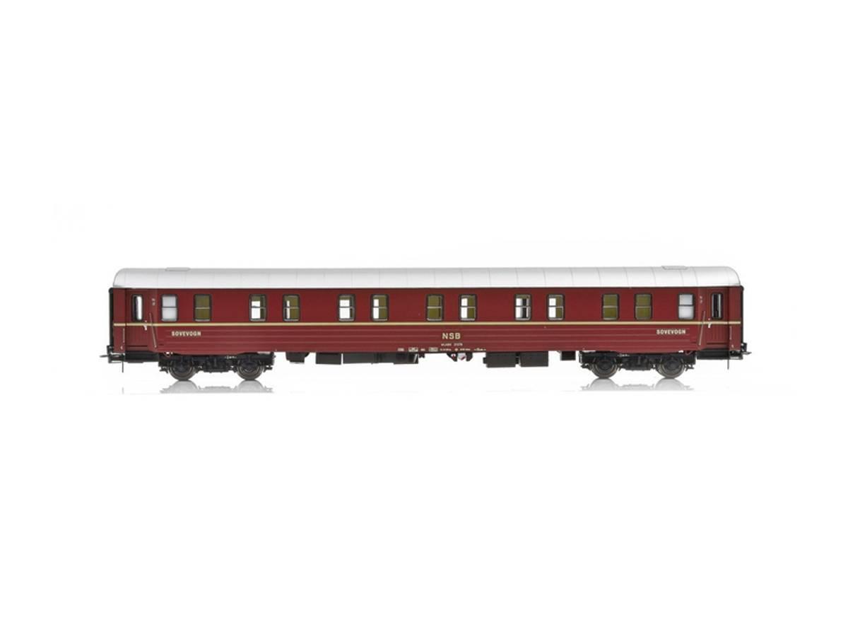 NMJ Topline NSB WLABK 21078, sovevogn