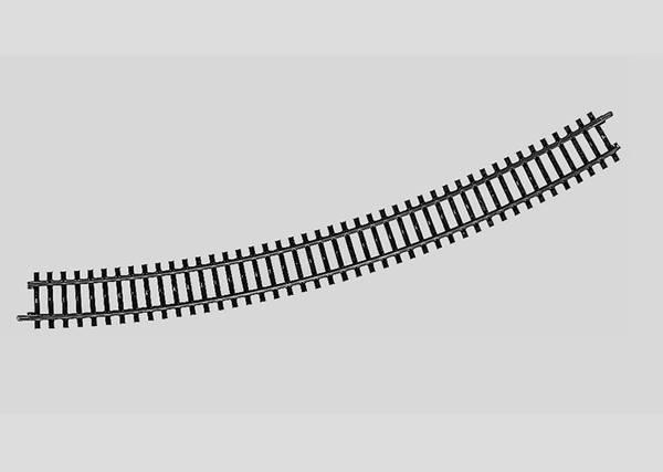 Bilde av Märklin - Buet skinne, radius 618.5mm, 30 grader