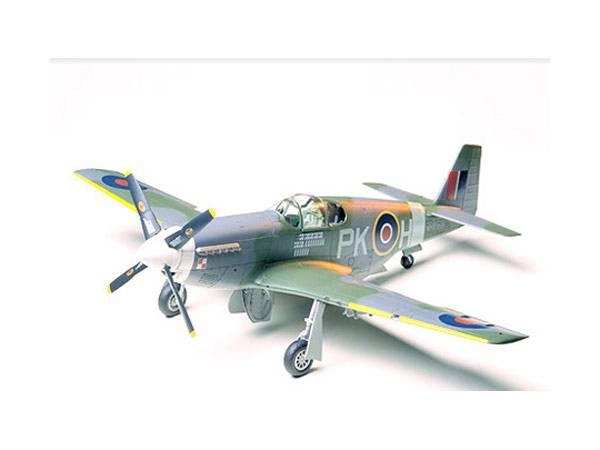 Bilde av Tamiya - 1/48 North American RAF Mustang III