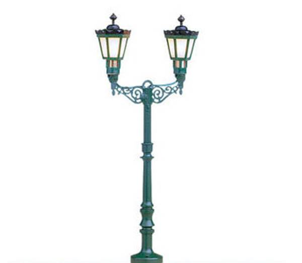 Bilde av Brawa - Parklampe, toarmet