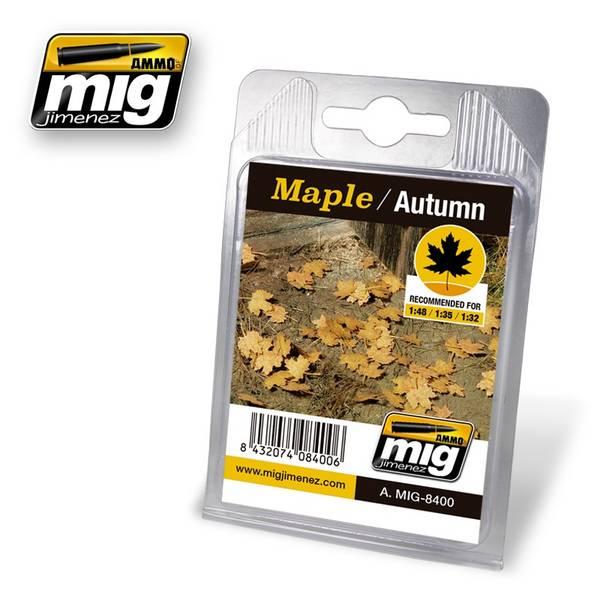 Bilde av MIG - Leaves, Maple Autumn