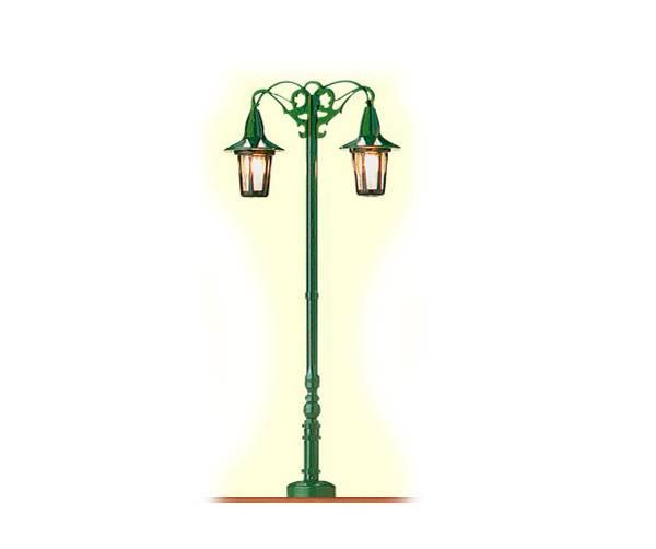 Bilde av Brawa - Parklampe historisk, 2 armer