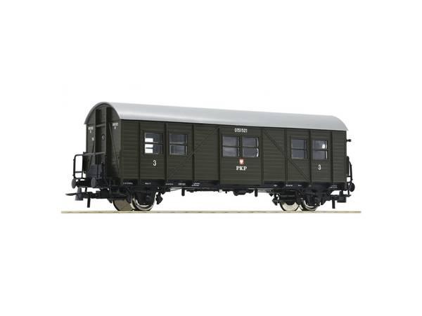 Bilde av Roco - PKP personvogn 3.klasse