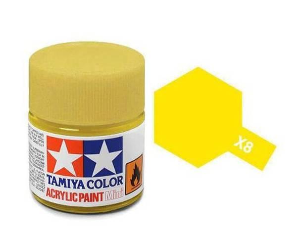 Bilde av Tamiya X-8 Lemon Yellow