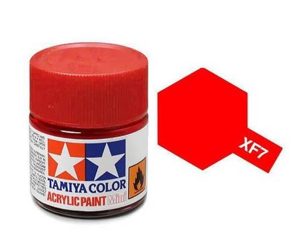 Bilde av Tamiya XF-7 Flat Red