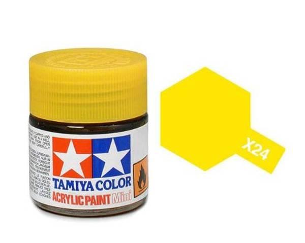 Bilde av Tamiya X-24 Clear Yellow