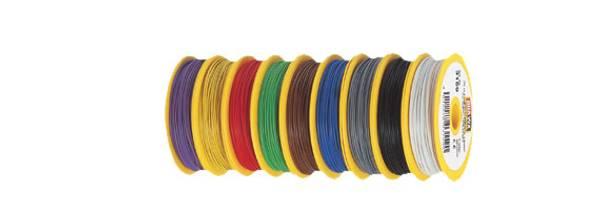 Bilde av Brawa - Ledning 0,14mm2, gul