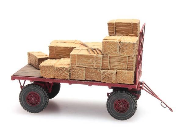Bilde av Artitec - Traktorhenger med høy