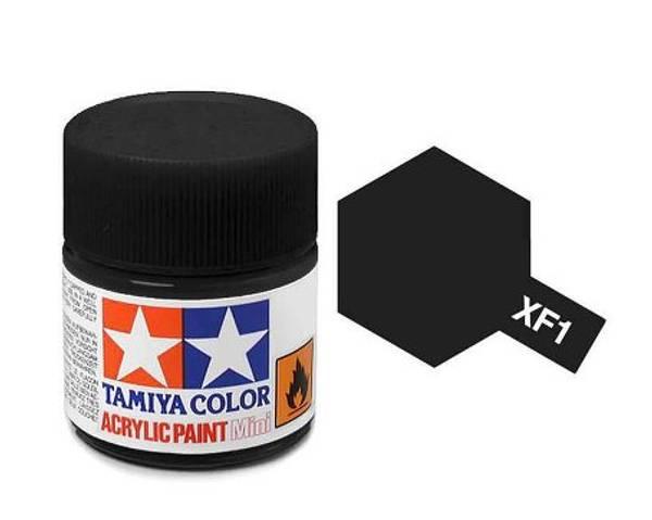 Bilde av Tamiya XF-1 Flat Black