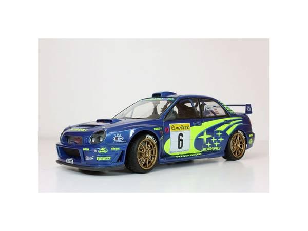 Bilde av Tamiya - 1/24 Subaru Impreza WRC 2001