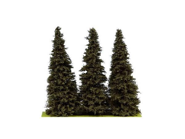 Bilde av Model Scene - Grantrær 15cm, 3 stk